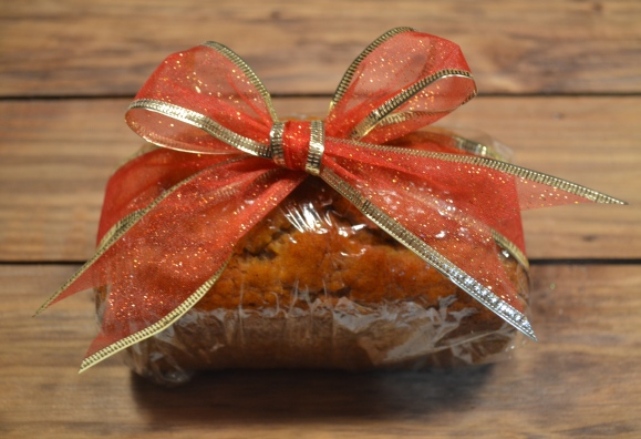 Mini Pumpkin Bread 2