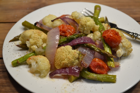 roasted vegetables 3